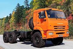 KAMAZ-43118-new